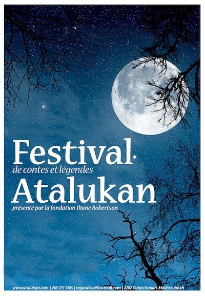 Festival de contes et légendes Atalukan 2013