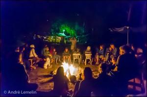 Soirée de contes autour du feu